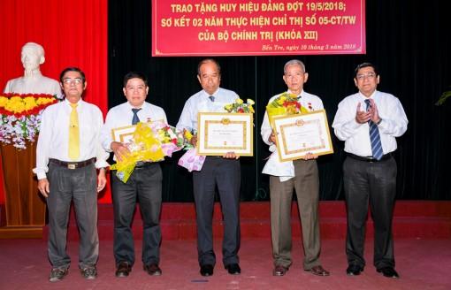 Đảng ủy Khối Doanh nghiệp tỉnh triển khai thực hiện chỉ thị số 05 của Bộ Chính trị: Phong phú về hình thức, hiệu quả thiết thực