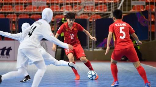 Futsal nữ Việt Nam dừng bước ở bán kết Giải châu Á 2018