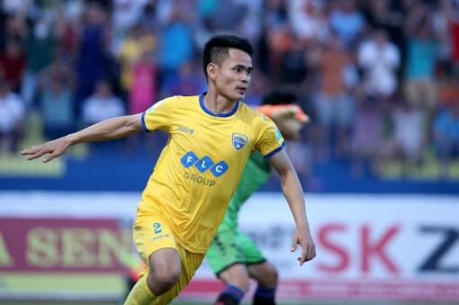 Thanh Hóa và SLNA đặt 1 chân vào bán kết Cúp quốc gia 2018