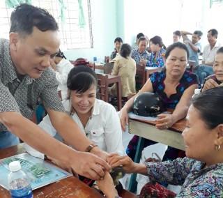Tập huấn kỹ thuật chăn nuôi vịt biển cho nông dân
