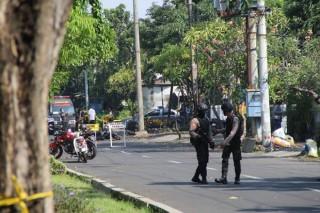 Indonesia: Lại nổ bom ở Đông Java làm nhiều cảnh sát bị thương