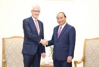 Việt Nam rất coi trọng hợp tác về kinh tế, thương mại với Liên minh Châu Âu và Vương quốc Bỉ