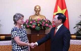 Việt Nam mong muốn Tây Ban Nha đẩy nhanh ký kết, phê chuẩn EVFTA