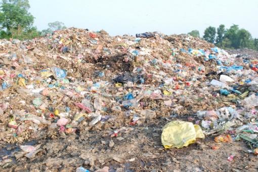 Sẽ di dời bãi rác xã An Thới