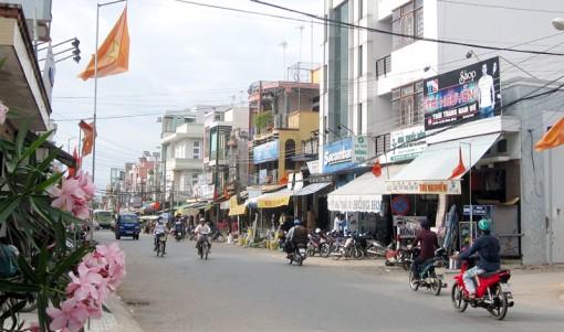 Khu phố 1, thị trấn Bình Đại: Phấn đấu đạt thu nhập bình quân đầu người 48 triệu đồng/năm
