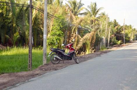 Cảnh giác với tội phạm trộm cắp xe mô tô
