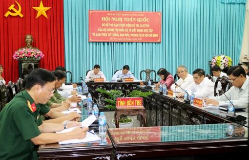 Sơ kết 2 năm thực hiện Chỉ thị 05 của Bộ Chính trị khóa XII