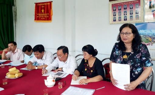 Giám sát việc thực hiện các chính sách liên quan đến lao động nữ