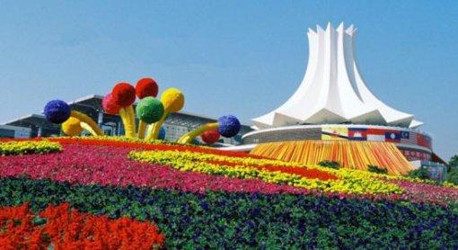 """Tỉnh trưng bày """"Thành phố đẹp"""" tại Hội chợ Trung Quốc - Asean lần thứ 15"""