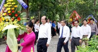 Long trọng tổ chức kỷ niệm 128 năm Ngày sinh Chủ tịch Hồ Chí Minh tại Chùa Tuyên Linh