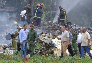 Lãnh đạo Việt Nam gửi điện thăm hỏi về vụ máy bay Cuba gặp nạn