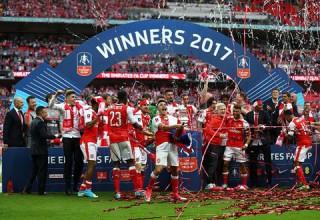 Thắng sát nút Chelsea, Arsenal vô địch FA Cup