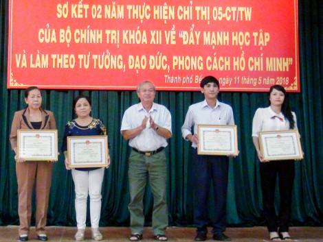 Hội cựu chiến binh học theo Bác từ những việc làm cụ thể