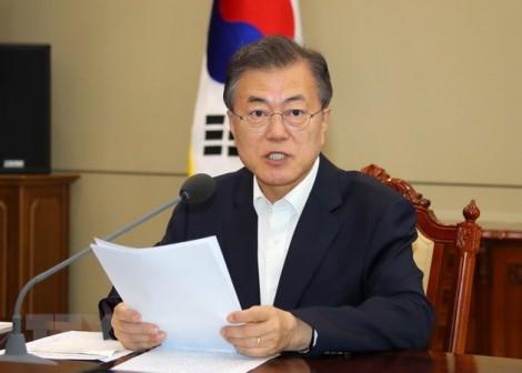 Tổng thống Hàn Quốc tới Washington làm trung gian cho Mỹ - Triều