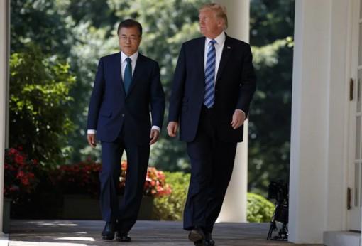 Hàn - Mỹ sẽ thảo luận bất đồng giữa Mỹ - Triều về lộ trình phi hạt nhân