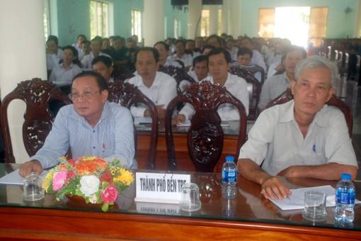 Tập huấn cán bộ Chính trị viên Ban Chỉ huy Quân sự xã, phường, thị trấn năm 2018