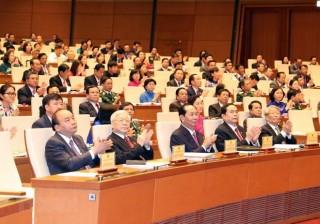 Phân công chuẩn bị tài liệu bổ sung trình Quốc hội tại Kỳ họp thứ 5