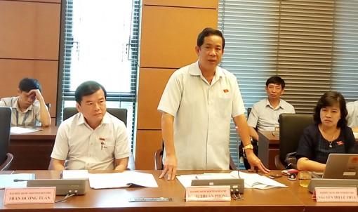 Đoàn đại biểu Quốc hội đơn vị tỉnh tại Kỳ họp thứ 5, Quốc hội khóa XIV