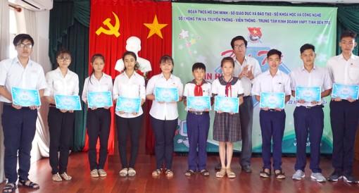 Hội thi Tin học trẻ lần thứ XV năm 2018