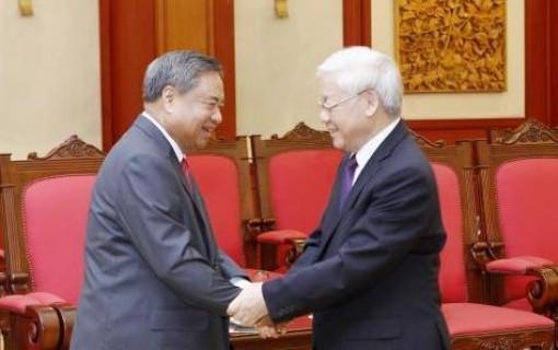 Giữ gìn, vun đắp mối quan hệ đặc biệt Việt Nam - Lào