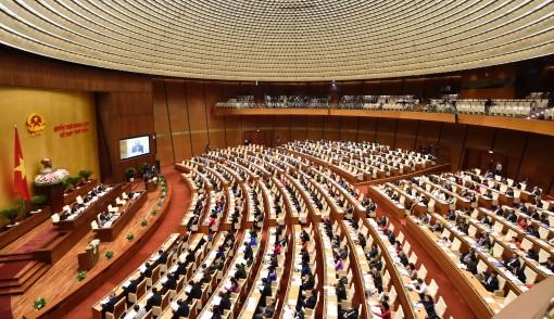Thông cáo số 2 Kỳ họp thứ 5, Quốc hội khóa XIV
