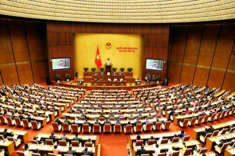 Thông cáo số 3 Kỳ họp thứ 5, Quốc hội khóa XIV