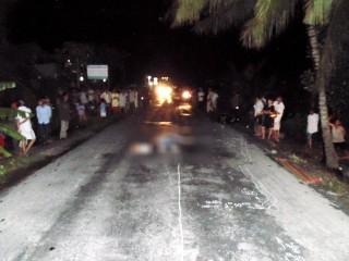 Tai nạn xe buýt làm 1 người tử vong tại chỗ