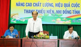 Hội thảo nâng cao chất lượng, hiệu quả cuộc thi Sáng tạo thanh thiếu niên nhi đồng tỉnh