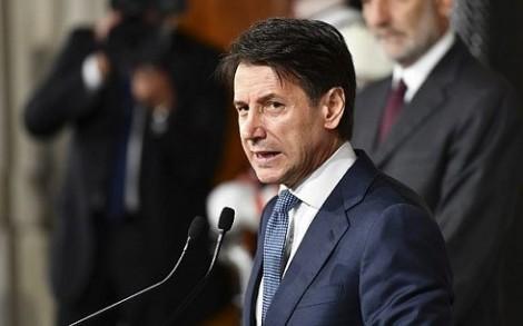 Italy chính thức có Thủ tướng mới