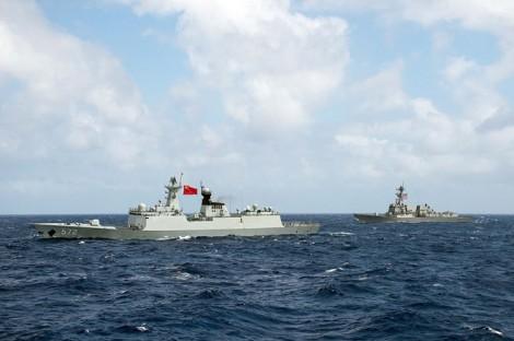 Mỹ rút lời mời Trung Quốc tham gia cuộc tập trận RIMPAC 2018