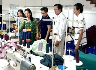 Công ty TNHH May mặc Thành Kiều khánh thành Chi nhánh 2