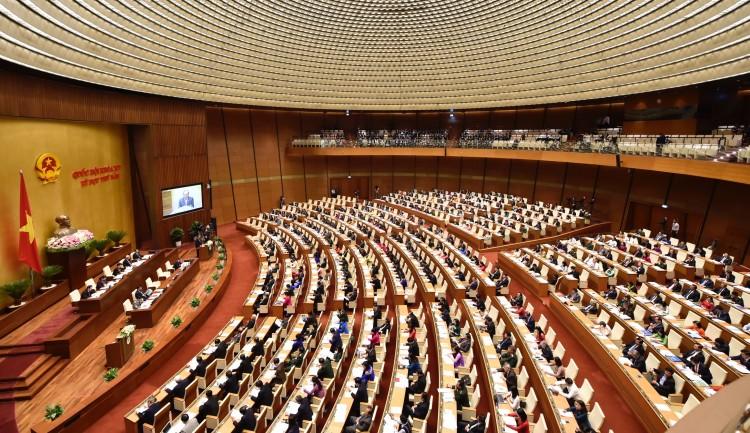 Thông cáo số 5 Kỳ họp thứ 5, Quốc hội khóa XIV