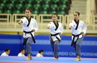 Châu Tuyết Vân thất bại, Việt Nam vẫn giành 2 HCV quyền taekwondo châu Á 2018