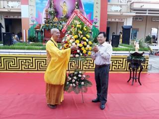 Giồng Trôm: Đại lễ phật đản Phật lịch 2562 - Dương lịch 2018