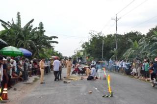 Tai nạn giao thông làm 2 vợ chồng tử vong