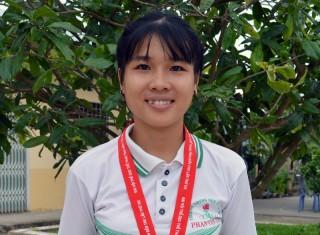 Phùng Thị Huỳnh Như - gương mặt thể thao ưu tú