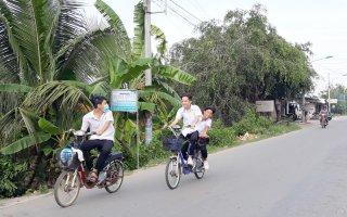 An toàn giao thông cho thanh thiếu niên