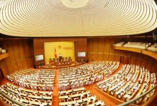 Quốc hội thảo luận 3 dự án Luật trong ngày 29-5-2018