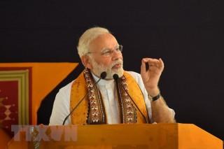 Thủ tướng Ấn Độ Modi bắt đầu chuyến thăm 3 nước Đông Nam Á