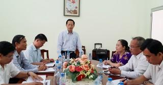 Thạnh Phú phấn đấu đến cuối nhiệm kỳ 2015-2020 xây dựng từ 6-7 xã đạt chuẩn nông thôn mới