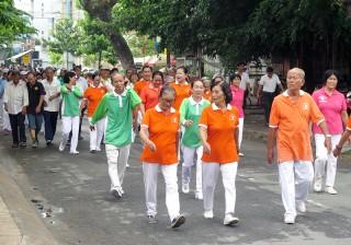 Kỷ niệm 77 năm Ngày Truyền thống Người cao tuổi Việt Nam
