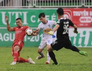 Vòng 11 V-League 2018: Hoàng Anh Gia Lai và TP Hồ Chí Minh chia điểm kịch tính