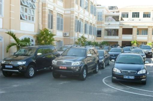 Tiêu chuẩn, định mức sử dụng xe ô tô tại đơn vị lực lượng vũ trang nhân dân