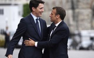 """Khai mạc Thượng đỉnh G7: """"Nóng"""" cả bên trong lẫn bên ngoài hội nghị"""
