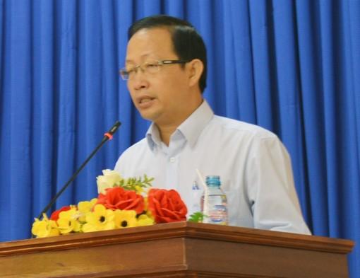 Thạnh Phú tổng kết 10 năm thực hiện Nghị quyết số 26 về nông nghiệp, nông dân và nông thôn