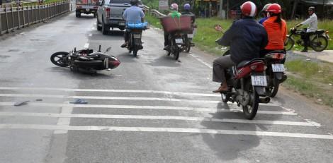 3 vụ tai nạn giao thông làm 2 người chết, 1 người bị thương