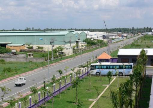 Phát triển các khu công nghiệp