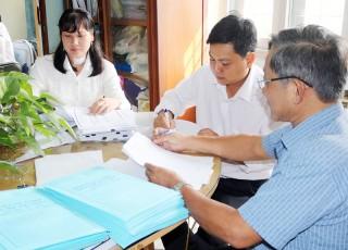 Thanh tra công tác chuẩn bị kỳ thi THPT Quốc gia năm học 2017-2018