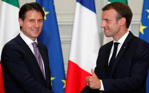 Italy - Pháp nhất trí cần phải cải cách hệ thống nhập cư của EU
