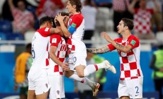 Đẳng cấp Croatia thắng Nigeria nhạt nhòa
